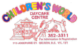 Children's World Day Care Centre